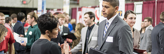 Spring 2017 Business, Industry, and Technology Career Fair