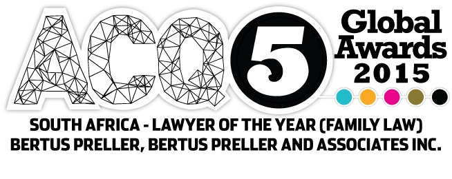 Family Law Firm of the Year 2015