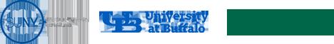 SUNY | UB | BU logos