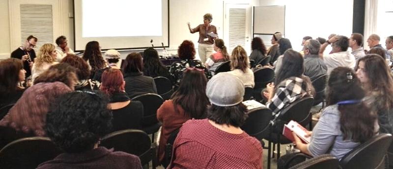טקס פתיחת שנת הלימודים בבית הספר להוראת תרבות ישראל
