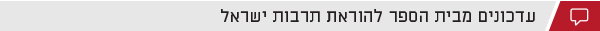 בית הספר להוראת תרבות ישראל