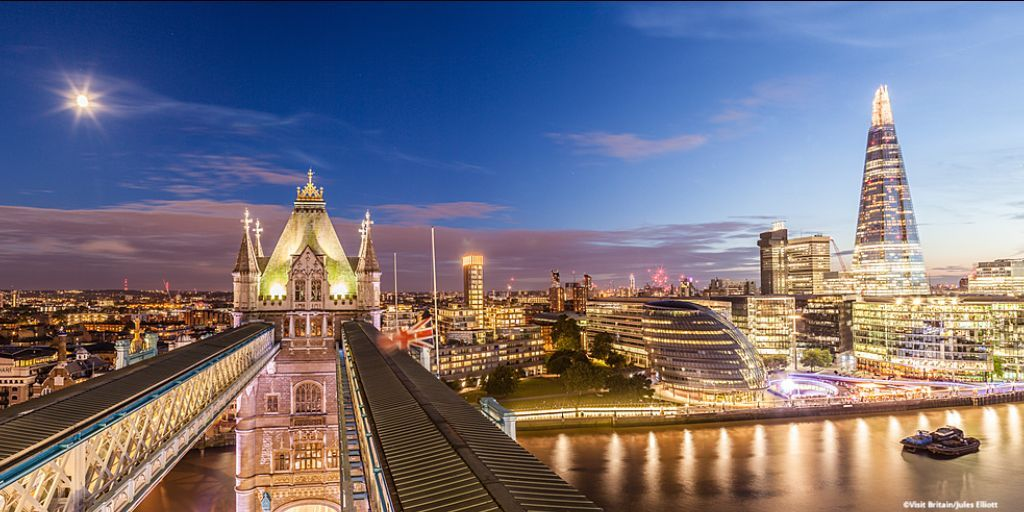 Destination Spotlight: London