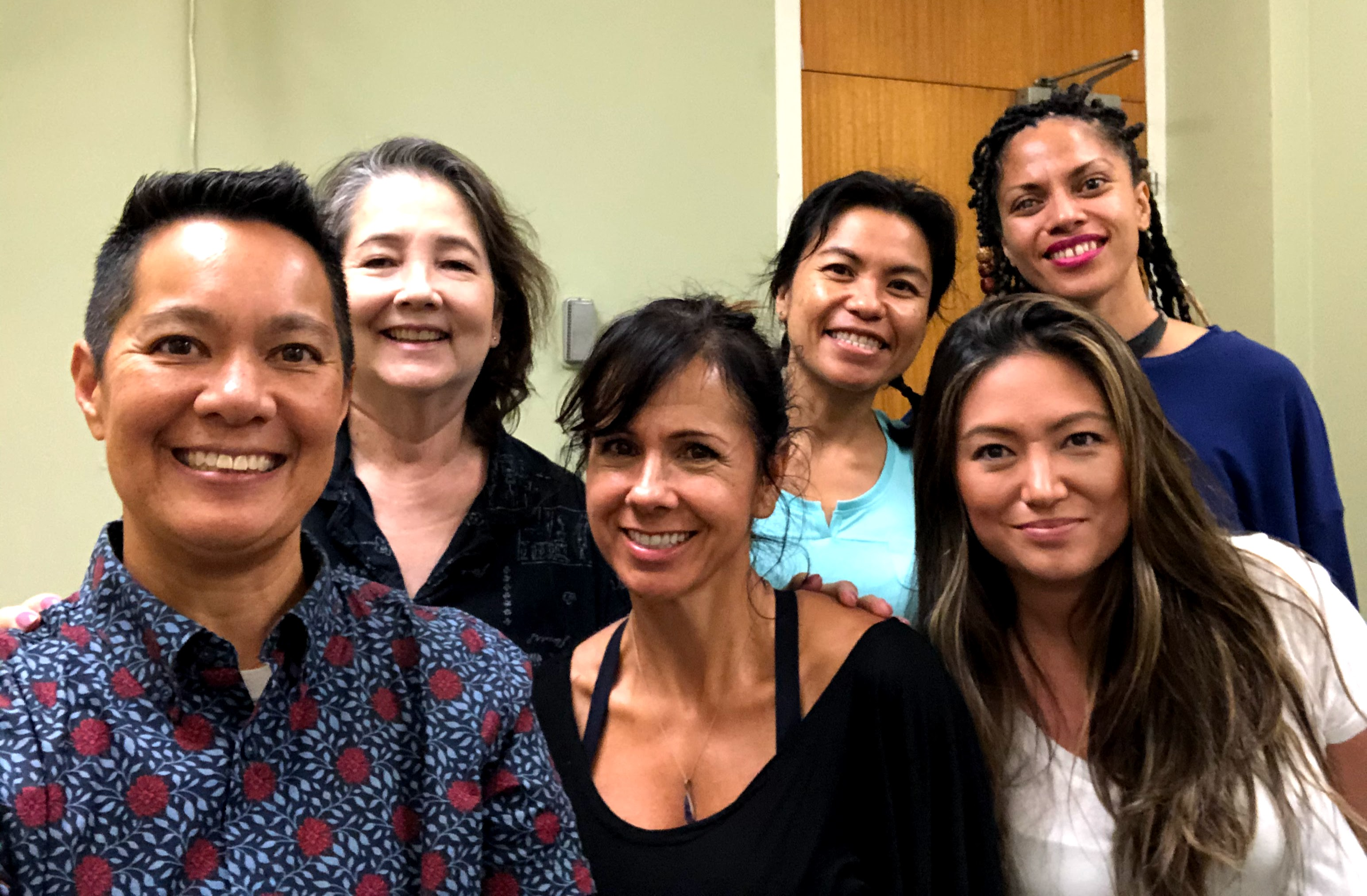 Dr. Chris Lipat teaches Reiki in Honolulu