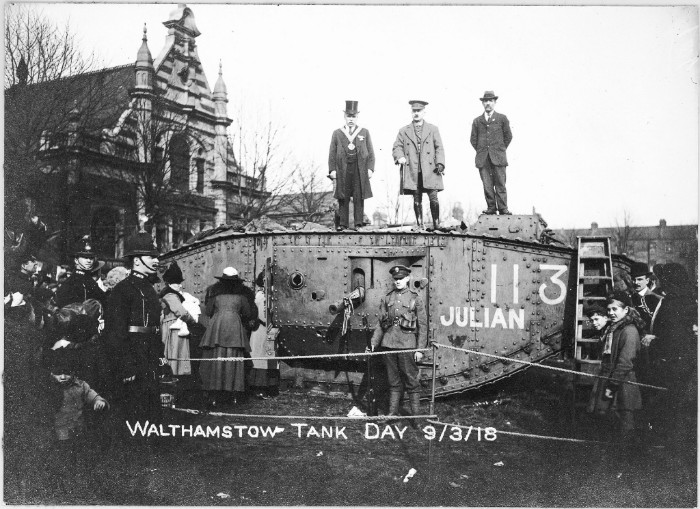World War One Open Day