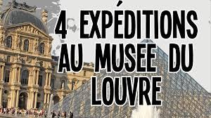 Le Musée du Louvre invite des youtubeurs © Nota Bene