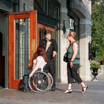 Commet s'adapter à une clientèle handicapée ?