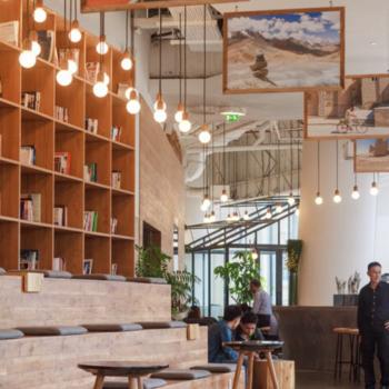 Design hotellerie © veilletourisme.ca