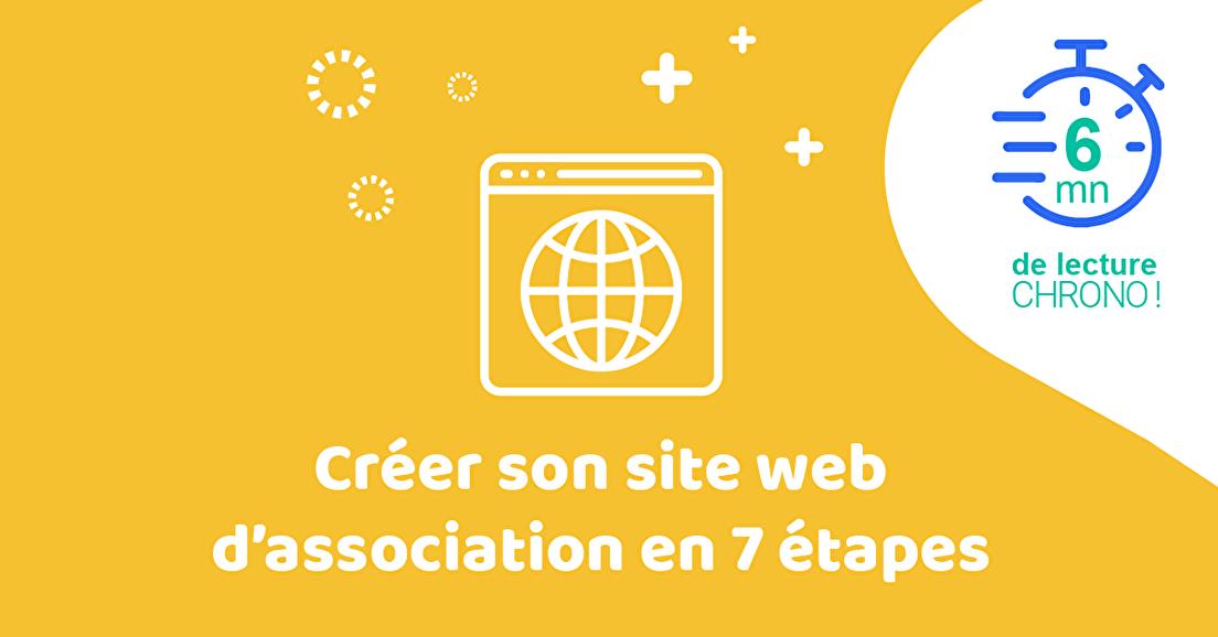 Créer site internet © Assoconnect