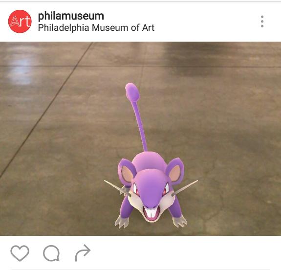 Pokemon Go et son potentiel en tourisme © Frédéric Gonzalo