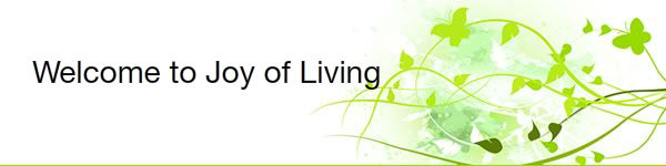 Welcome to Joy of Living