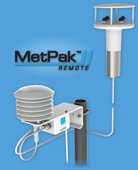 MetPak II Remote