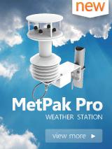 MetPak Pro Weather Station