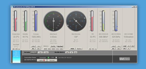 MetPak Pro Software