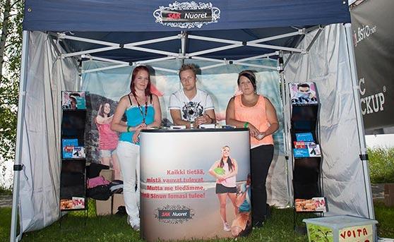 SAK:n nuorten kesäkiertue 2011