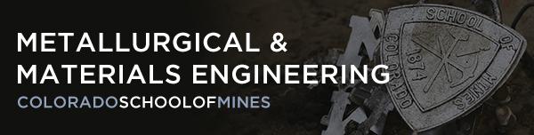 Department of Chemistry, Colorado School of Mines