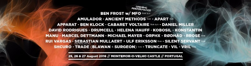 Festival Forte add Konstantin and Orphx to 2016 edition & reveal daily lineup