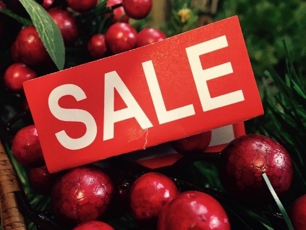 Many Christmas decorations, lights and light up novelties are now half price!