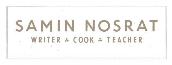Samin Nosrat :: writer :: teacher :: cook