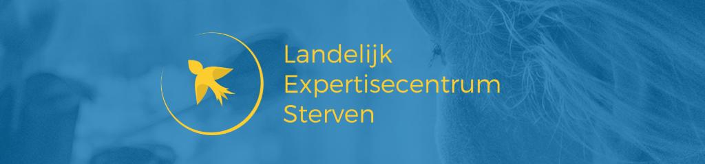 Logo Landelijk Expertisecentrum Sterven