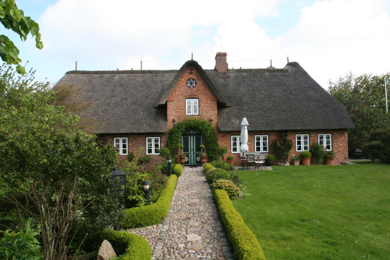 Aarnhoog - typisches Sylter Haus
