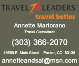 Annette Martorano - Travel Leaders