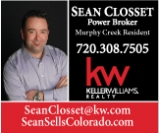 Sean Closset - #1 Colorado Native Realtor