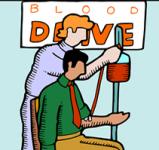 Children's Hospital Blood Drive