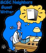 Guest Writer - Dennis Lyon