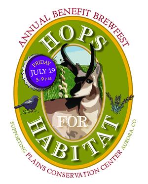 Hops for Habitat at the Plains Conservation Center
