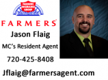Jason Flaig - MC's Resident Agent