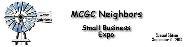 MCGC Neighbors - Small Business Expo