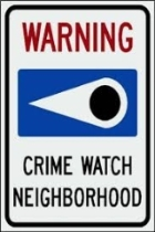 Neighborhood Watch Program