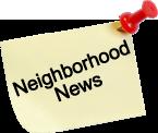 Visit the MCGC Neighbors Bulletin Board