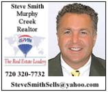 Steve Smith - Murphy Creek Realtor