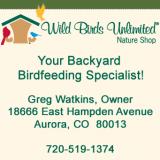 Your Backyard Birdfeeding Specialist!