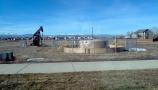 Fracking Well near Frederick, CO