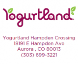 Yogurtland Hampden Crossing