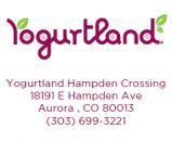 Yogurtland Hampden Crossing