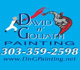 David n' Goliath Painting