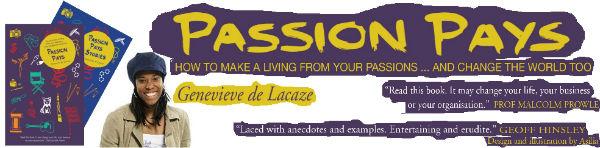 PASSION PAYS by Genevieve de Lacaze