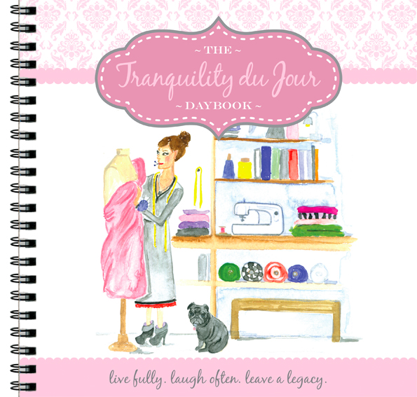 tranquility du jour daybook
