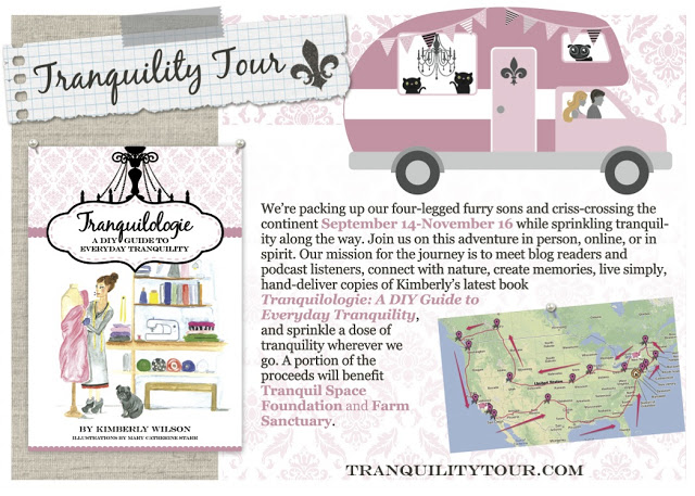 Tranquility Tour