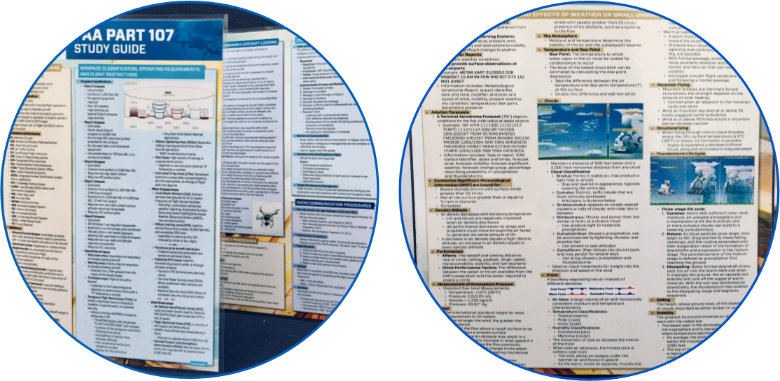 USI Partners with QuickStudy Creator BarCharts Publishing, Inc. to Deliver Part 107 Study and Field Guide