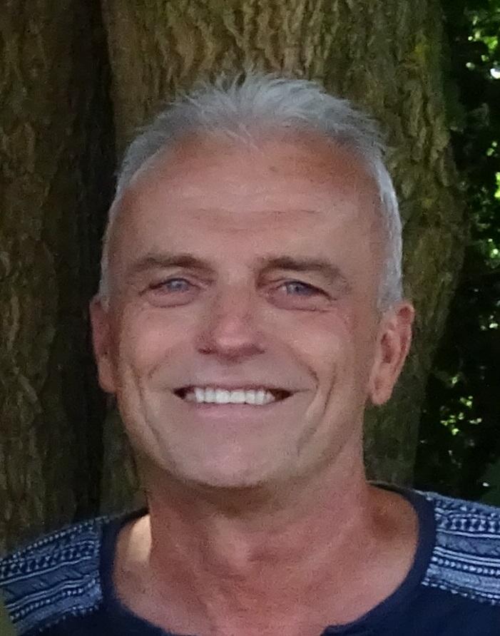 Wijkmanager Peter van der Sman