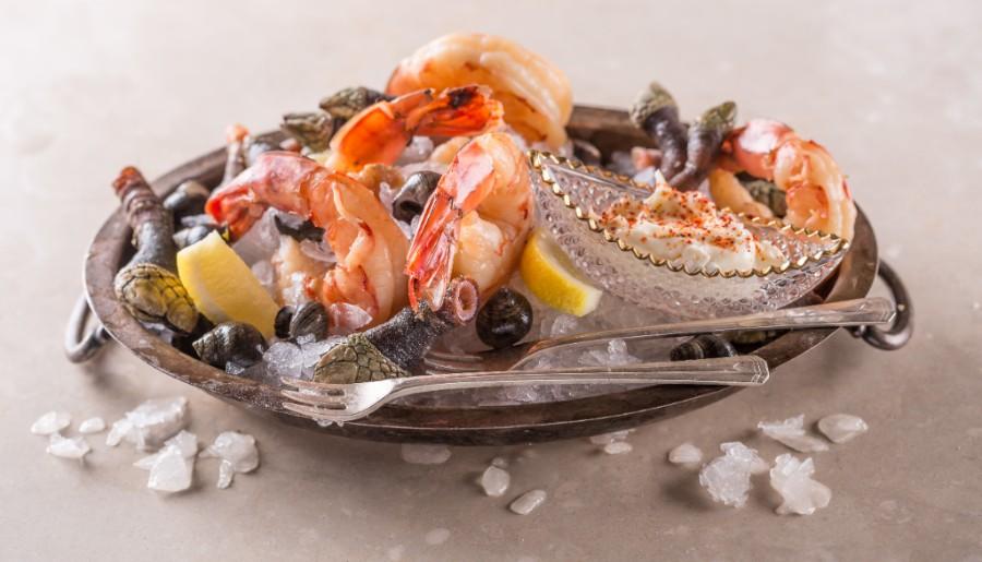 Poached Shellfish Minneapolis Restaurant Jamie Malone Grand Cafe