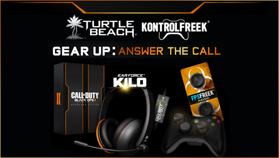 Gear Up: Answer the Call