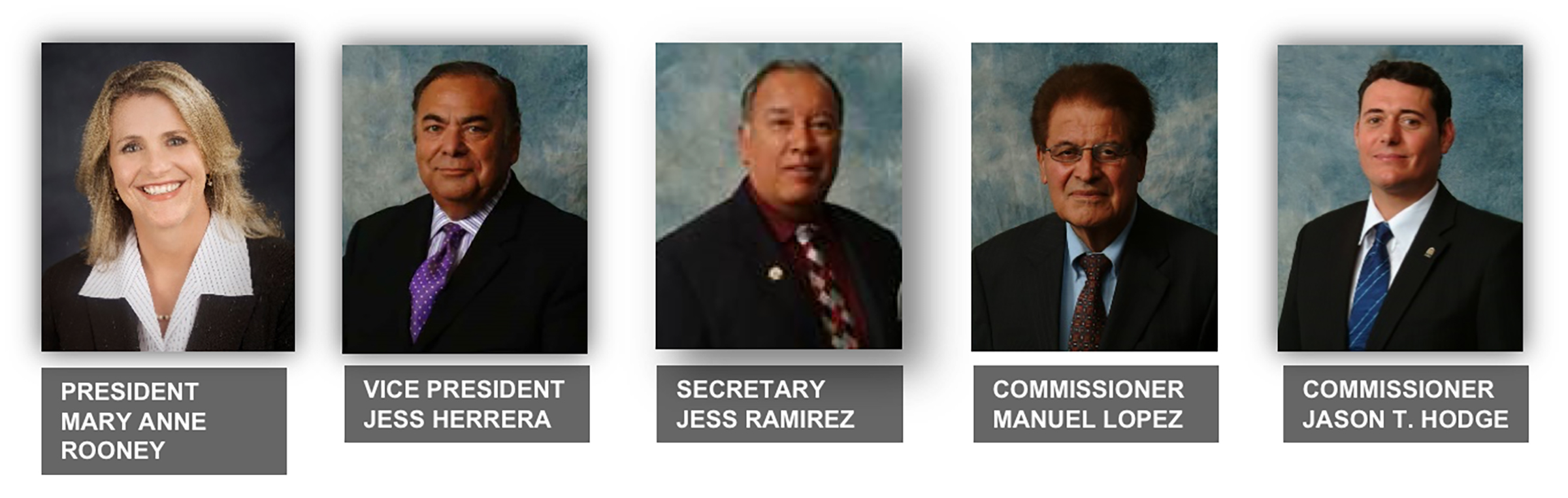 OHD Board of Commissioners 2018