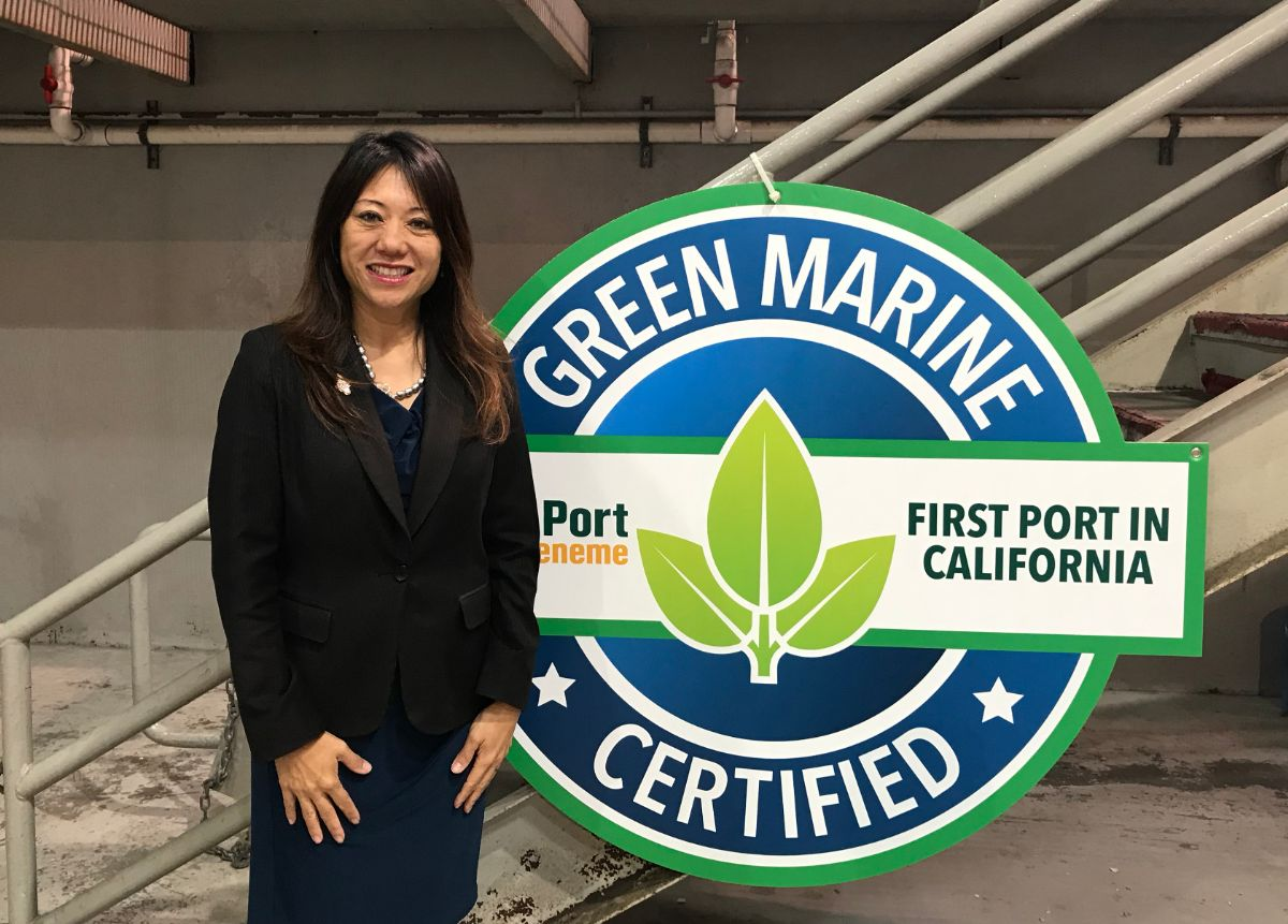 California State Treasurer Fiona Ma