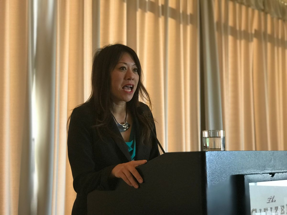 Fiona Ma, California State Treasurer