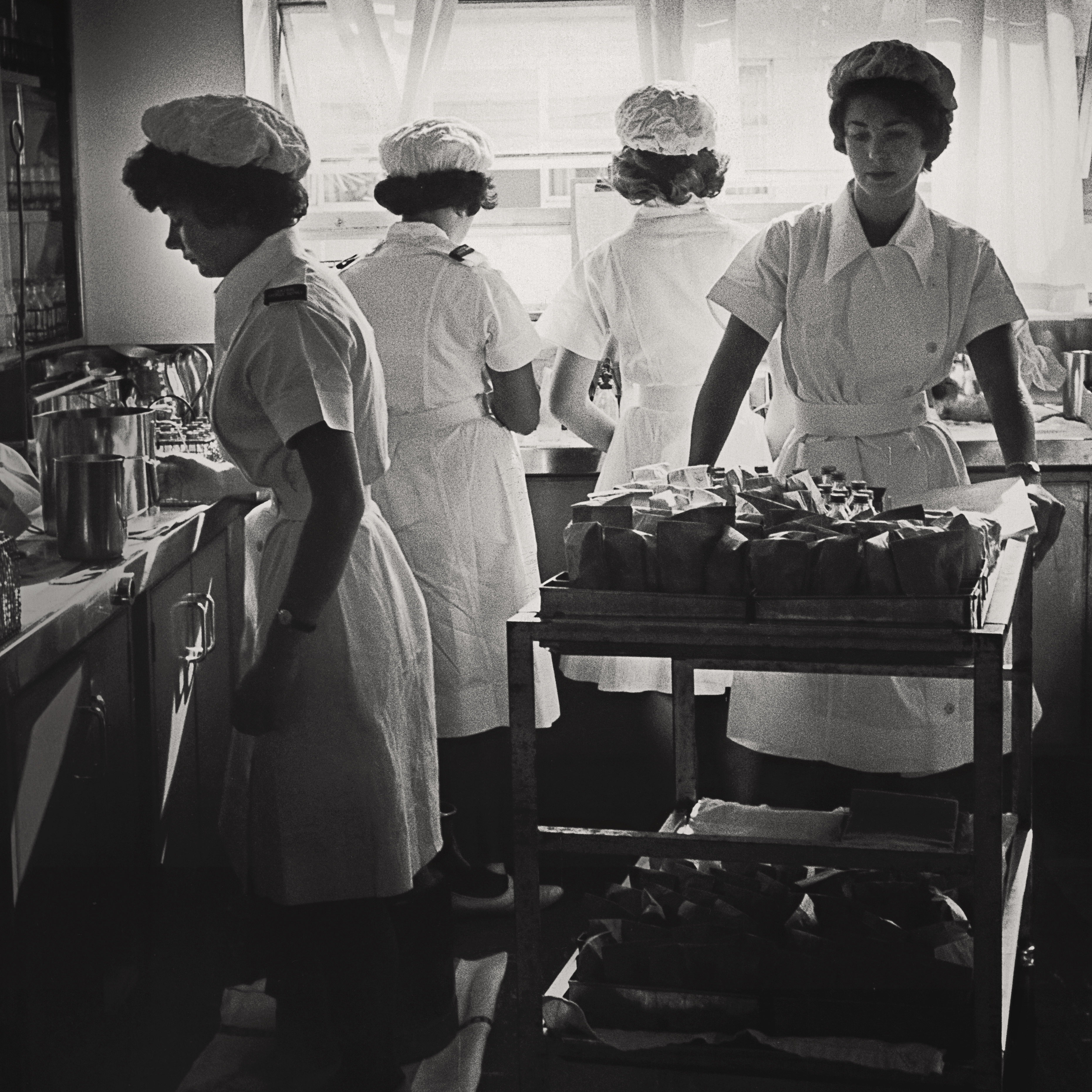 Cover detail, The Rise and Fall of National Women's Hospital, Linda Brdyer